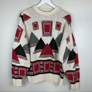 Vintage London Fog Cotton Sweater